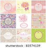 greeting cards | Shutterstock .eps vector #83574139
