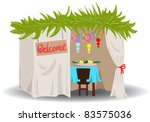 a vector illustration of a... | Shutterstock .eps vector #83575036