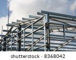 steel framework   Shutterstock . vector #8368042