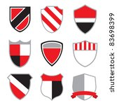 crest badges | Shutterstock .eps vector #83698399