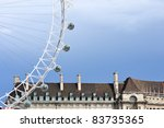 London Eye And London Aquarium