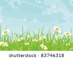 beautiful background with...   Shutterstock .eps vector #83746318