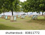 Deckchairs For Hire By The...