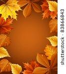Vector Illustration   Autumn...