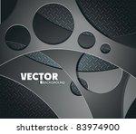 metal texture   Shutterstock .eps vector #83974900