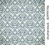 Damask Seamless Pattern On...