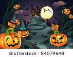 a vector illustration of... | Shutterstock .eps vector #84079648