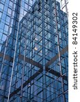 office building reflections  ... | Shutterstock . vector #84149302