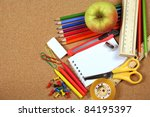 School And Office Supplies On...