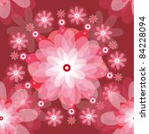 floral vector background .eps10 ...   Shutterstock .eps vector #84228094