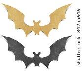 Halloween Bat Recycled...