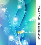 eps10 vector abstract square... | Shutterstock .eps vector #84295963