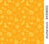 halloween background | Shutterstock .eps vector #84308002