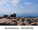 laan hin pum viewpoint at phu... | Shutterstock . vector #84318286