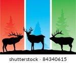 Vector Elks