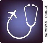 travel doctor | Shutterstock .eps vector #8438383