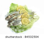 Mackerel With Lemon  Salad And...