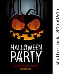 Halloween Party Design Templat...