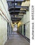 Stock photo kilmainham gaol irish pr os n chill mhaighneann first built in is a former prison 84552229