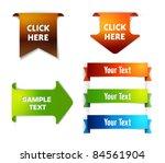 vector elements | Shutterstock .eps vector #84561904