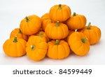 fall or autumn or halloween... | Shutterstock . vector #84599449