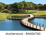 Area Of Sueno Golf Club. Belek...