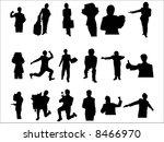 character | Shutterstock .eps vector #8466970