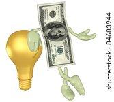 money | Shutterstock . vector #84683944