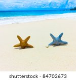 vacations sea sand | Shutterstock . vector #84702673