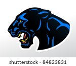 panther | Shutterstock .eps vector #84823831