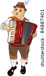 Oktoberfest Germany Musician...