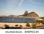 Sugar Loaf, Rio de Janeiro - stock photo