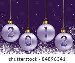 christmas background....   Shutterstock . vector #84896341