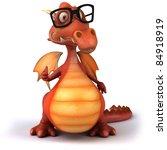 dragon   Shutterstock . vector #84918919