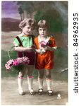 France   Circa 1929  Antique...