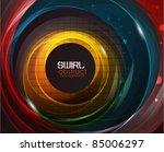 shiny swirl background
