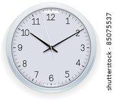 vector watch. | Shutterstock .eps vector #85075537