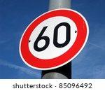 limit 60 | Shutterstock . vector #85096492