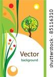 vector background | Shutterstock .eps vector #85116310