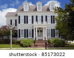 Two Story Colonial Style Home...