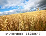 Scenic Rural Landscape With A...