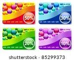 vector labels | Shutterstock .eps vector #85299373