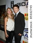 "Small photo of LOS ANGELES - SEPT 22: Brooke Nevin, Gabriel Sunday arriving at the premiere of ""Archie's Final Project"" at The Laemmle Monica 4-Plex on September 22, 2011 in Santa Monica, CA"