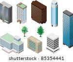 building | Shutterstock .eps vector #85354441