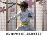 los angeles   sept 25   joshua  ... | Shutterstock . vector #85356688