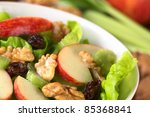 fresh home made delicious... | Shutterstock . vector #85368841