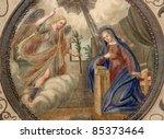 milan   annuntiation    detail... | Shutterstock . vector #85373464