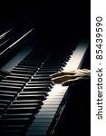 Piano Music Pianist Hand...