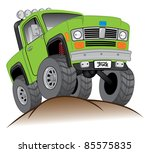 Off Road Truck