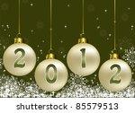 christmas background....   Shutterstock . vector #85579513